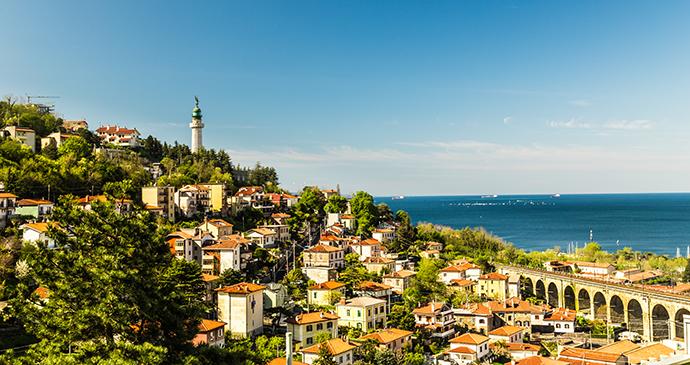 Trieste Friuli Venezia Giulia Italy by zakaz86, Shutterstock