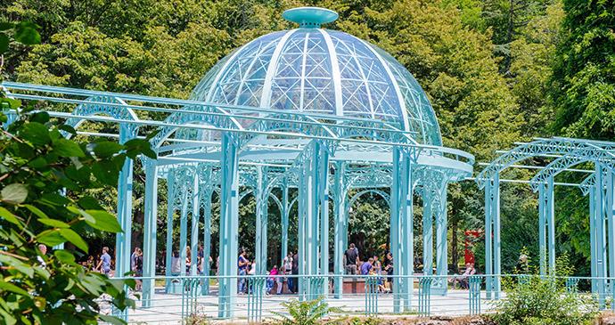 Spa, Borjomi, Georgia by Anton_Ivanov, Shutterstock
