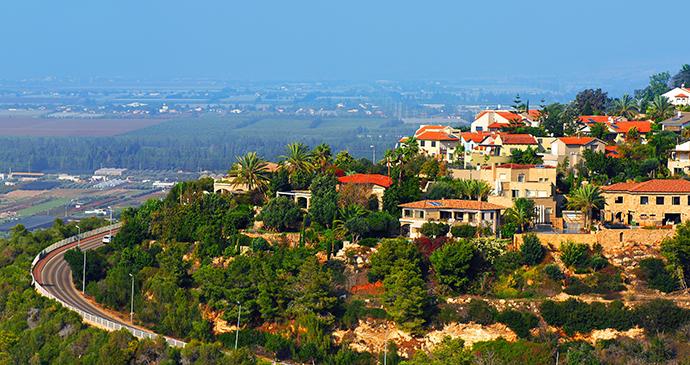 Zichron Yaakov in Israel by © Konstantnin, Shutterstock