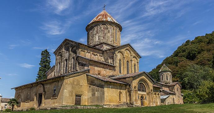 Gelati, Georgia by nsafonov, Shutterstock