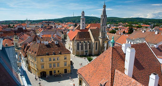 Sopron Hungary Europe by Fabio Lotti Shutterstock
