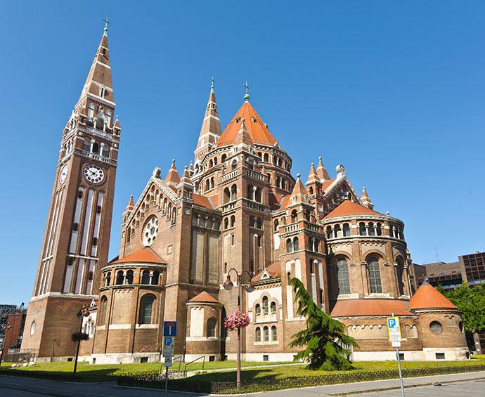 Szeged Hungary Europe by Dbtale Shutterstock