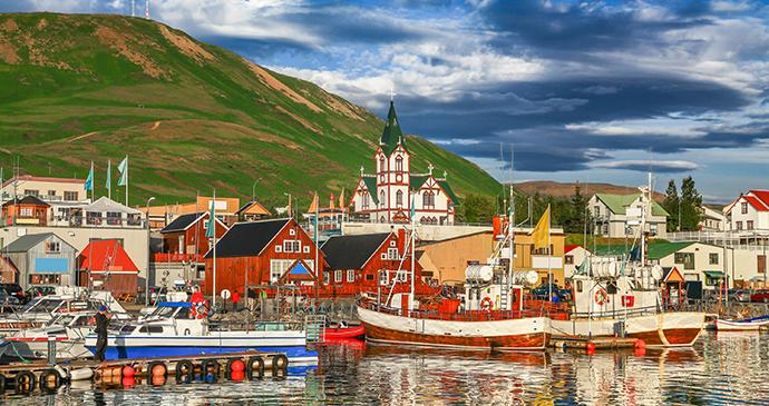 Husavik, Iceland by canadastock, shutterstock