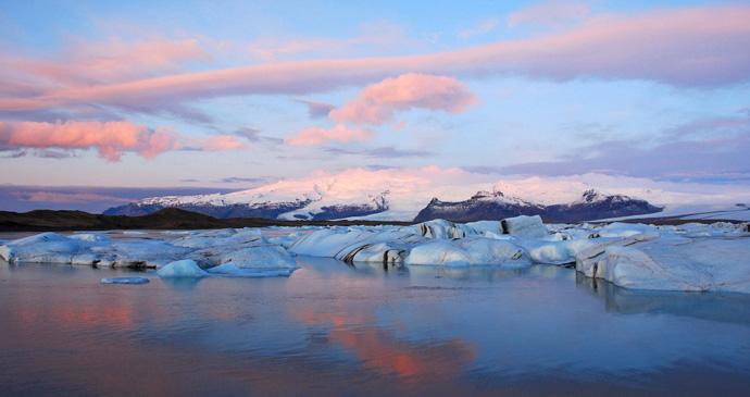 Jokulsarlon Iceland by VisitSouthIceland