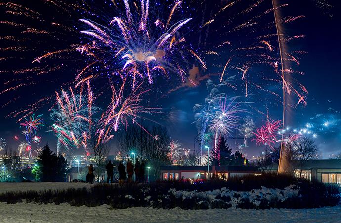 Fireworks, Iceland, Ragnar Th, Sigurdsson, Visit Reykjavik