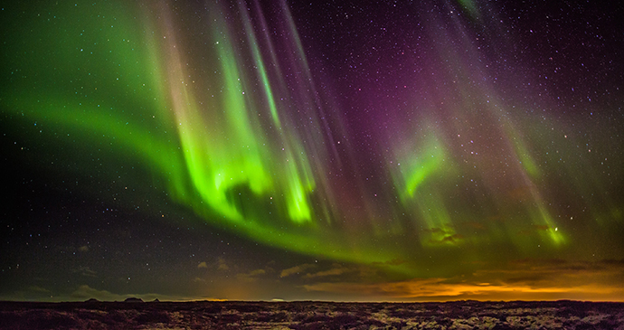 Northern lights, Iceland by Ragnar Th. Sigurdsson, Visit Reykjavik
