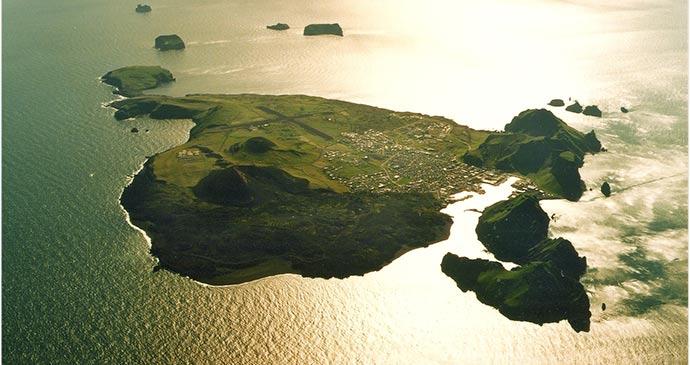 Vestmannaeyjar Iceland by VisitSouthIceland