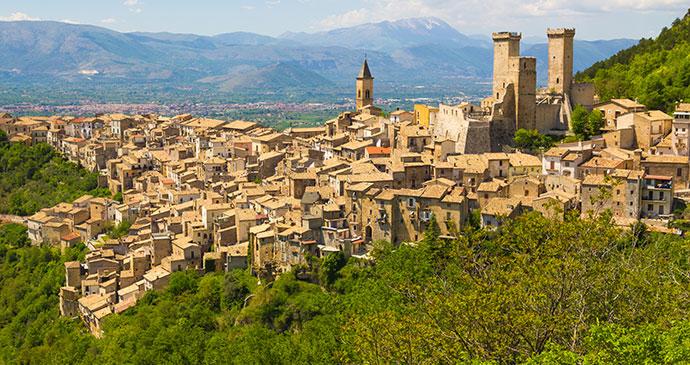 Pecentro, Abruzzo, Josef Skacel, Dreamstime