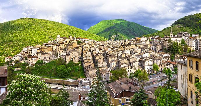 Scanno, Abruzzo, Italy, Freesurf69, Dreamstime