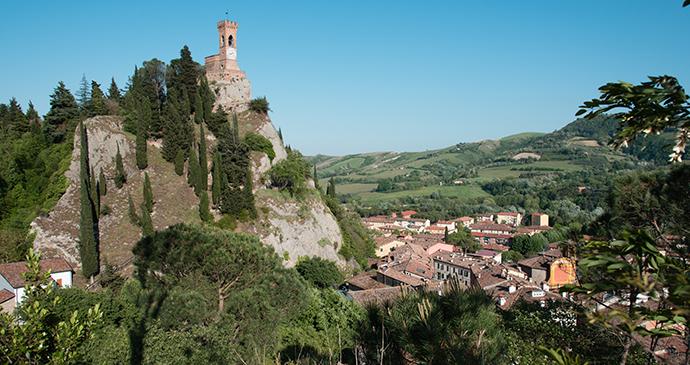 Brisighella Emilia-Romagna Italy by Directornico, Shutterstock