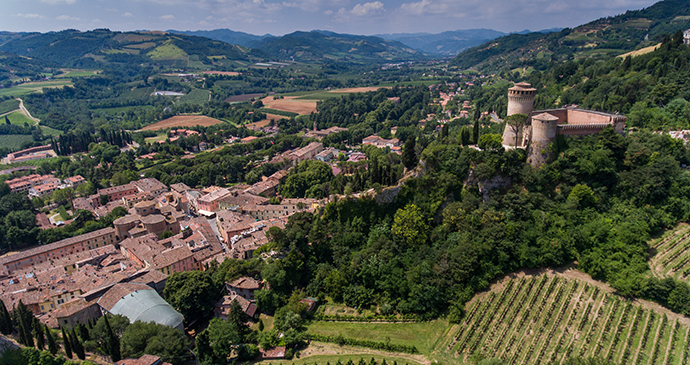 Brisighella Emilia-Romagna Italy by Emilia-Romagna Tourist Board