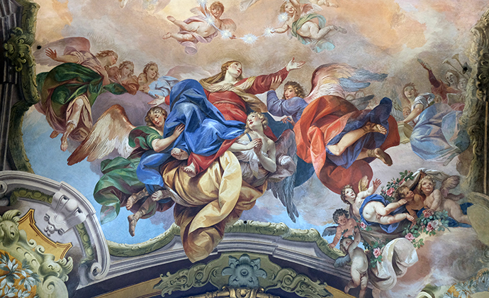 Basilica di San Petronio Bologna Emilia-Romagna Italy by Zvonimir Atletic, Shutterstock