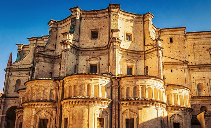 Santissima Annunziata Parma Emilia-Romagna Italy by Iryna1, Shutterstock