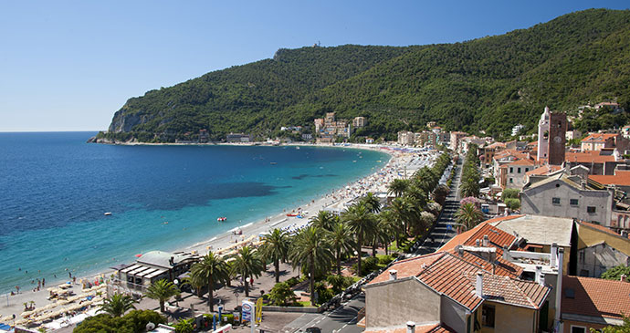 Noli Liguria Italy by Fabio Lotti Shutterstock