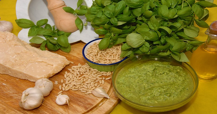 Pesto Liguria Italy by Photos Archive Agenzia In Liguria