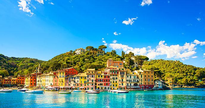 Portofino Liguria Italy StevanZZ Shutterstock