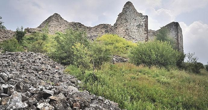 Novo Brdo Fortress, Kosovo by Ivan S Abrams