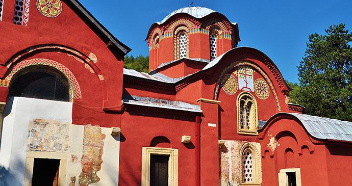 Peć Patriarchate, Kosovo by o.jay photography, shutterstock
