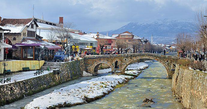 Prizren Kosovo by Ivan S Adams