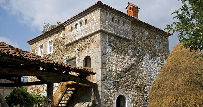 Kulla, Kosovo by Attila JANDI, Shutterstock