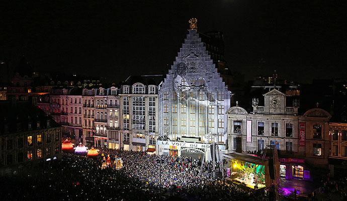Voix du Nord Lille3000 Lille France by maxime dufour photographie