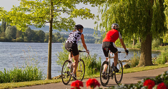Biking Moselle Valley Luxembourg by Andreas Kern ONT