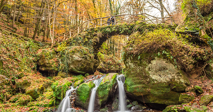 Little Switzerland hiking Luxembourg by Abhinav Malasi Dreamstime