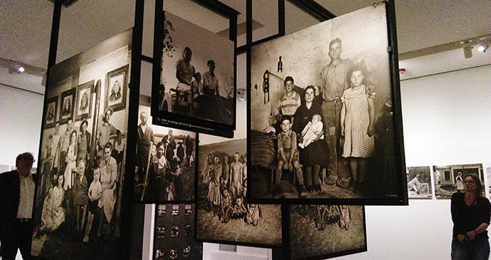 The Family of Man Clervaux Luxembourg by Laura Pidgley