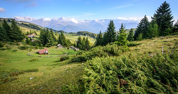 Šar Planina and Popova North Macedonia by Toshe Ognjanov, Shutterstock