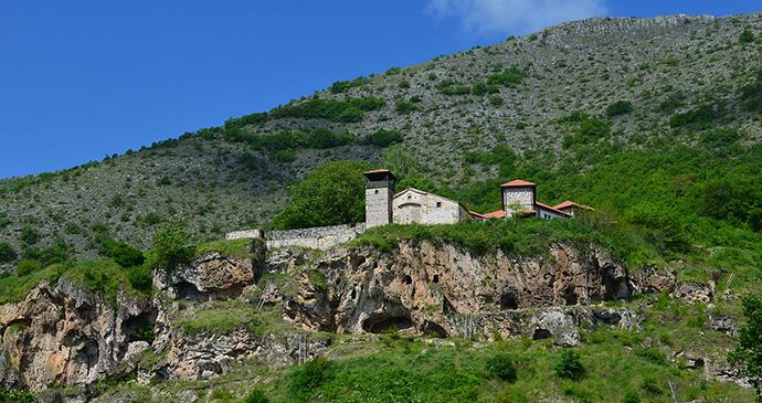 Zrze Monastery North Macedonia by Bogdan.jeliskoski Wikimedia Commons