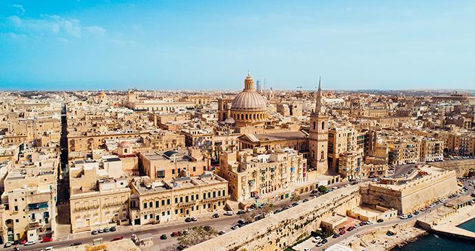 Valletta Malta by Visit Malta