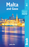 Malta and Gozo the Bradt Guide by Juliet Rix