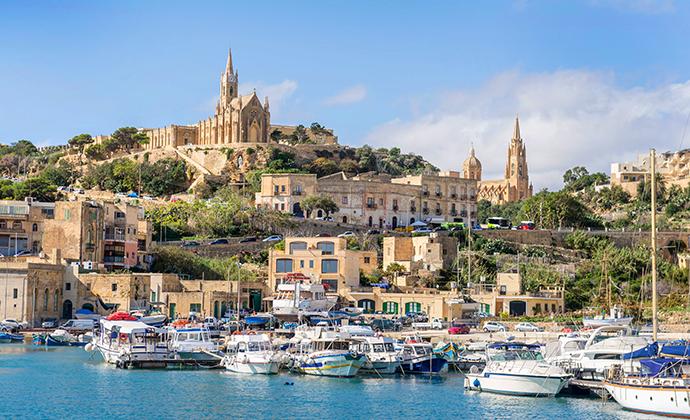 Mgarr Gozo by Visit Malta