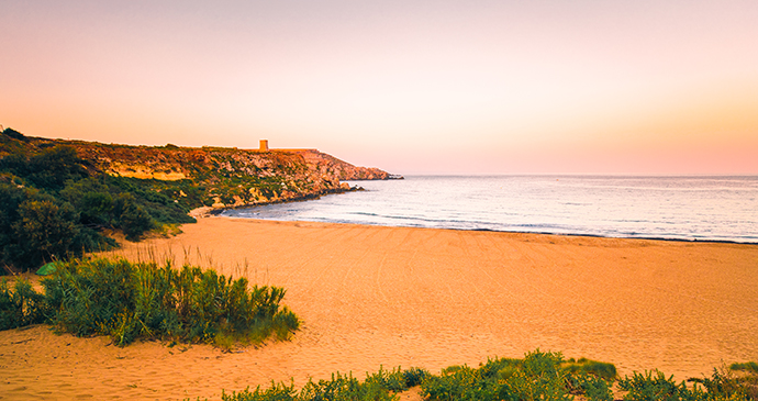 ramla bay gozo malta by Visit Malta