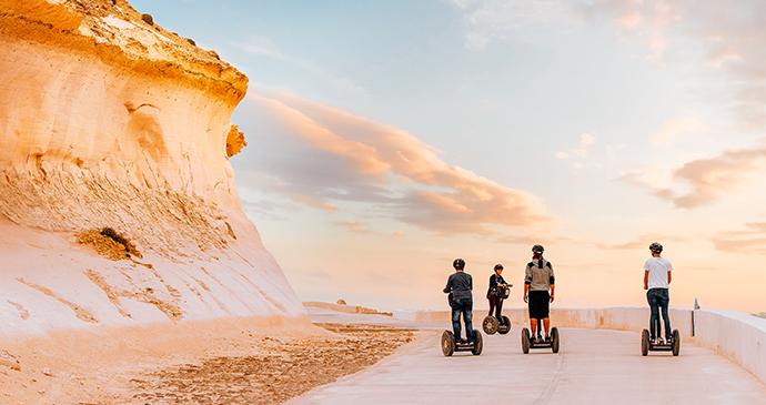 Segway tour Gozo by Visit Malta