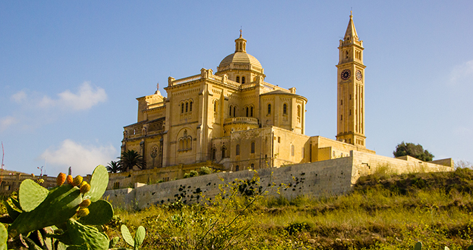 Ta' Pinu Malta by © Little Adventures, Shutterstock