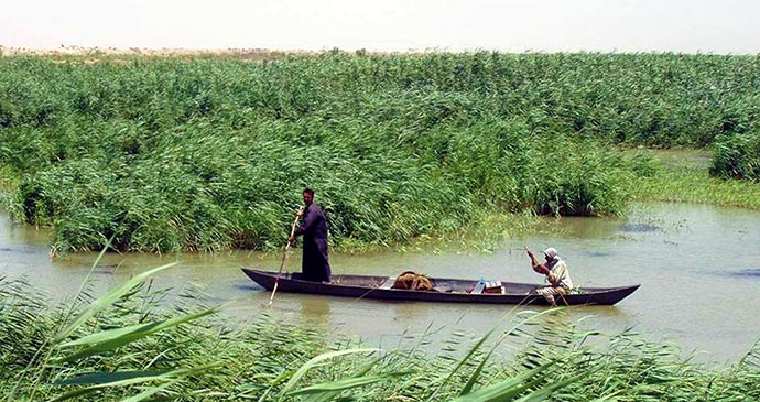 The Marshes Iraq by lovestock