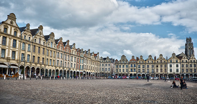 Arras France by Delpixel Shutterstock