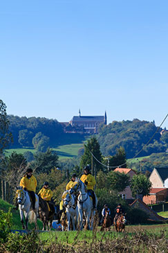 Horseriding France by Nord Tourism
