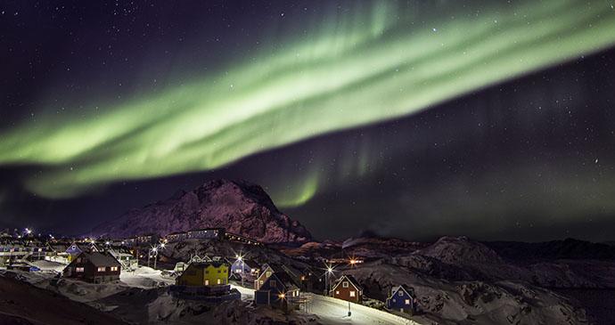 Northern Lights, Greenland by Mads Pihl, Visit Greenland