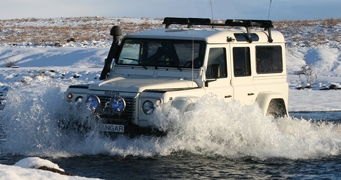 Superjeep, Iceland by Discover The World