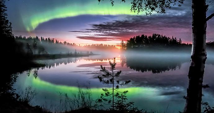 Aurora, Finland by Asko Kuittinen, Visit Finland