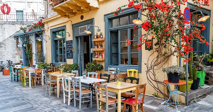 Nafplio The Peloponnese Greece by Solomakha Shutterstock