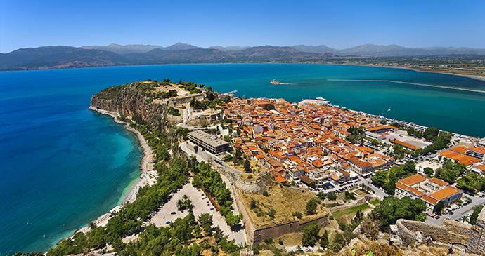 nafplio, peloponnese, greece © WitR, Shutterstock