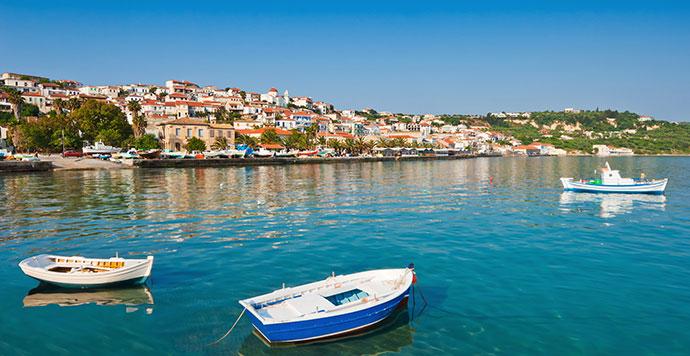 Koroni The Peloponnese Greece by Andreas Karelias Dreamstime