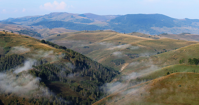 Apuseni Mountains, Transylvania, Romania by Paul Brummell