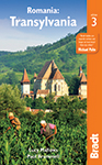 Transylvania, the Bradt Guide by Lucy Mallows and Paul Brummell