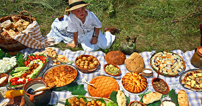 Picnic, Mount Rajac, Serbia by Archive National Tourism Organisation Serbia