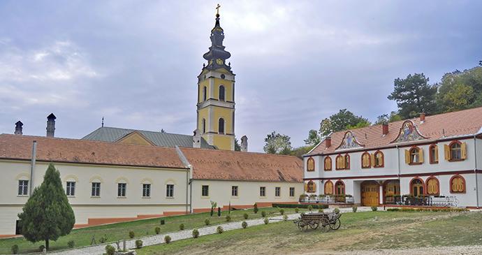 Grgeteg monastery, Vojvodina, Serbia by Nenad Basic, Shutterstock