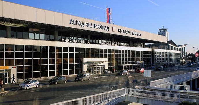 Nikola Tesla Airport, Belgrade, Serbia by Bestalex, Wikimedia Commons